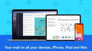 iPhone、iPadアプリ「Airmail - Your Mail With You」のスクリーンショット 4枚目