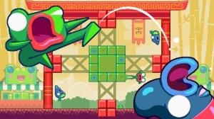 iPhone、iPadアプリ「Green Ninja: Year of the Frog」のスクリーンショット 2枚目