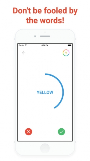 iPhone、iPadアプリ「True Color - Stay focused on what you read!」のスクリーンショット 3枚目
