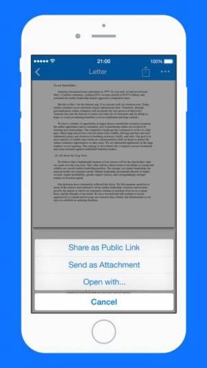 iPhone、iPadアプリ「Amazon Drive」のスクリーンショット 4枚目
