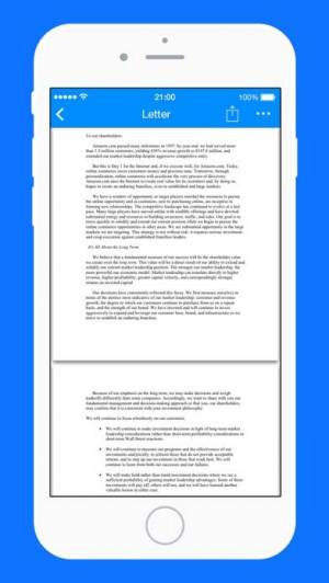 iPhone、iPadアプリ「Amazon Drive」のスクリーンショット 3枚目