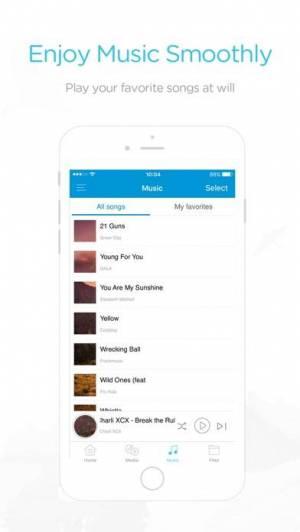 iPhone、iPadアプリ「AirMore - PCに接続」のスクリーンショット 3枚目