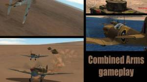 iPhone、iPadアプリ「Gunship Sequel: WW2」のスクリーンショット 3枚目