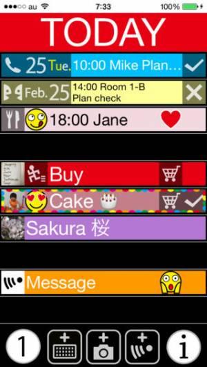 iPhone、iPadアプリ「BAR NOTE」のスクリーンショット 2枚目