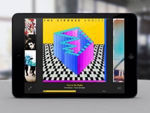iPhone、iPadアプリ「Couch Music Player」のスクリーンショット 3枚目