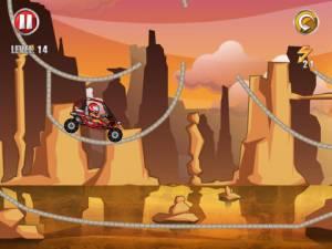 iPhone、iPadアプリ「Buggy Blitz - Extreme Stunts HD」のスクリーンショット 5枚目