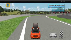 iPhone、iPadアプリ「メタポリス GRサーキット」のスクリーンショット 5枚目