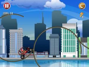 iPhone、iPadアプリ「Buggy Blitz - Extreme Stunts HD」のスクリーンショット 4枚目