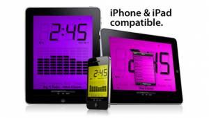 iPhone、iPadアプリ「Alarm Clock Radio - Music Player」のスクリーンショット 4枚目