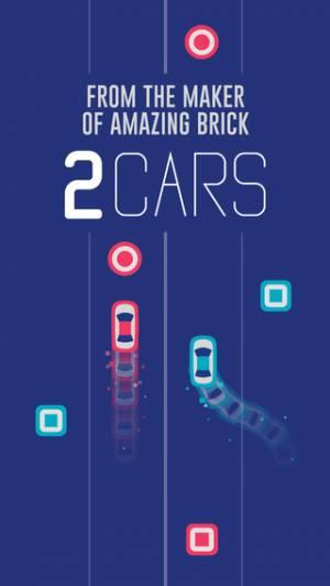 iPhone、iPadアプリ「2 Cars」のスクリーンショット 1枚目