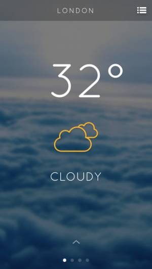 iPhone、iPadアプリ「Local City Weather Report - Daily Weather Forecast Updates Instantly..!!」のスクリーンショット 4枚目