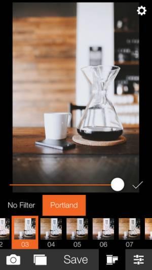 iPhone、iPadアプリ「Analog Portland」のスクリーンショット 2枚目