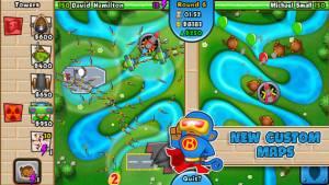 iPhone、iPadアプリ「Bloons TD Battles」のスクリーンショット 4枚目