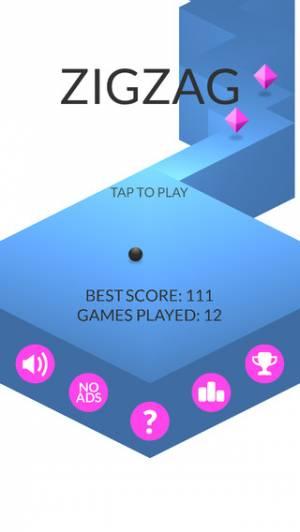 iPhone、iPadアプリ「ZigZag」のスクリーンショット 1枚目