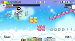 Androidアプリ「Trick Cookierun Silver Coin」のスクリーンショット 1枚目