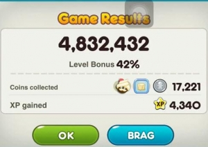 Androidアプリ「Trick Cookierun Silver Coin」のスクリーンショット 2枚目