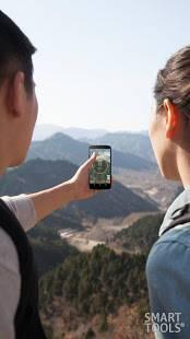 「コンパス:Smart Compass Pro」のスクリーンショット 2枚目