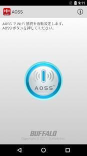 「AOSS」のスクリーンショット 1枚目