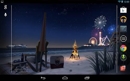 「My Beach HD」のスクリーンショット 2枚目