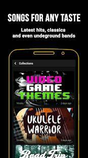 「Ultimate Guitar: Chords & Tabs」のスクリーンショット 3枚目