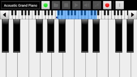 「xPiano+」のスクリーンショット 1枚目