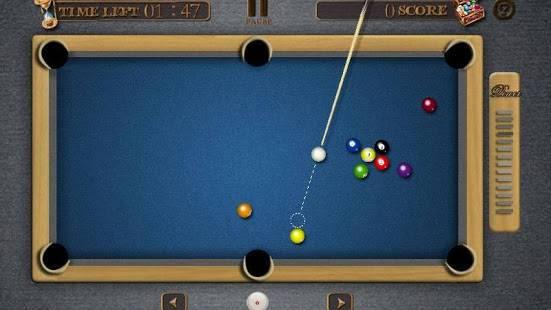 「ビリヤード - Pool Billiards Pro」のスクリーンショット 3枚目