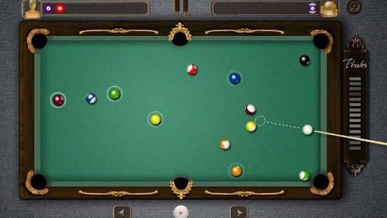 「ビリヤード - Pool Billiards Pro」のスクリーンショット 1枚目