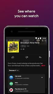 「Google Play ムービー& TV」のスクリーンショット 2枚目