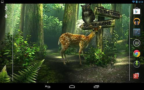 「Forest HD」のスクリーンショット 1枚目