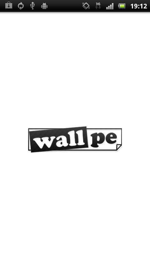 「ライブ壁紙 wallpe 待ち受け画像・カレンダー・時計素材」のスクリーンショット 1枚目
