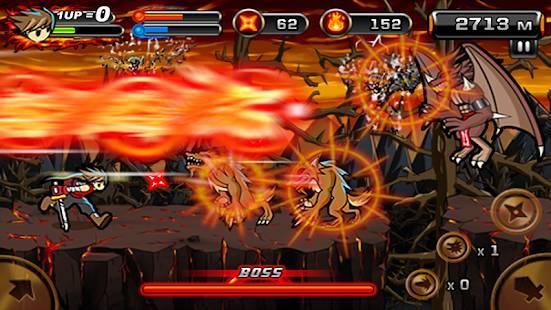 「魔界の忍者2」のスクリーンショット 3枚目