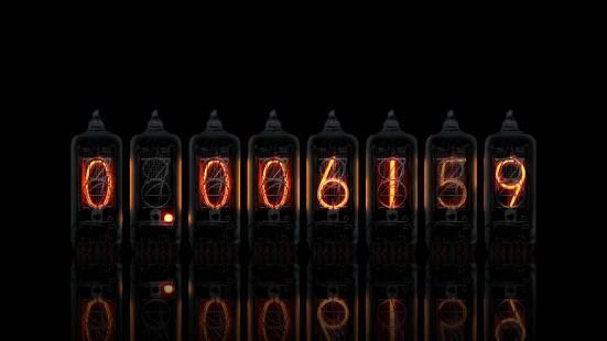 「Divergence Clock」のスクリーンショット 3枚目