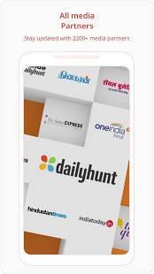 「Dailyhunt (Newshunt)- Cricket, News,Videos」のスクリーンショット 3枚目