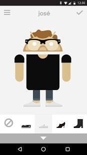 「Androidify」のスクリーンショット 2枚目