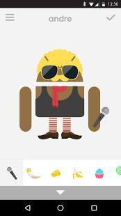 「Androidify」のスクリーンショット 3枚目