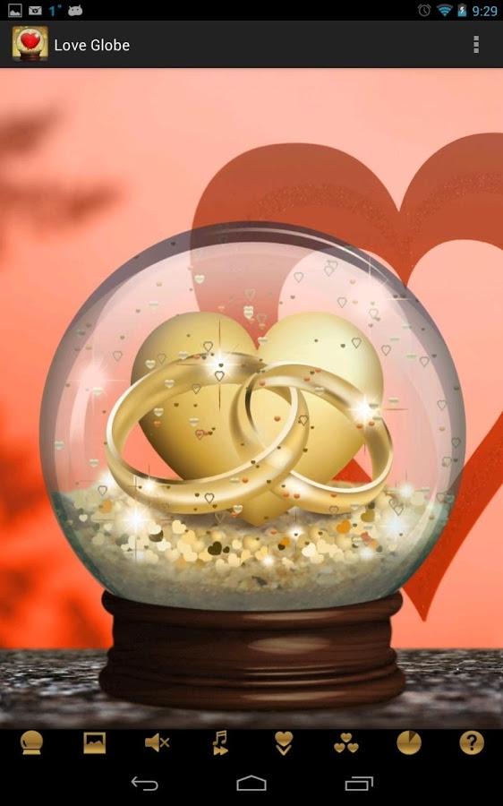 「Love Globe」のスクリーンショット 2枚目