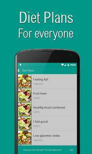 「Diet Assistant Pro-Weight Loss」のスクリーンショット 2枚目