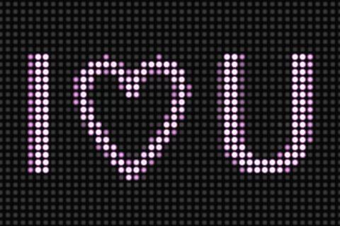 「電光掲 – Bling Bling LED」のスクリーンショット 1枚目
