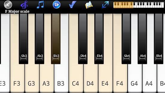 「ピアノの和音自由スケール」のスクリーンショット 2枚目