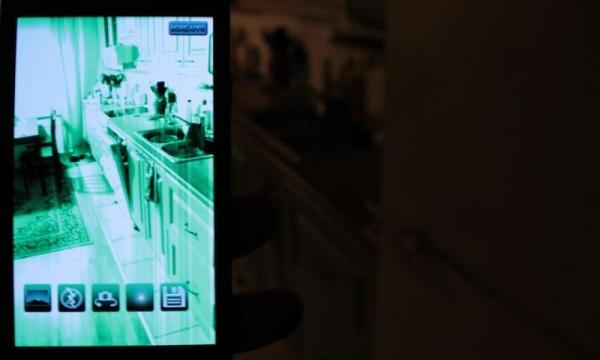 「ナイトビジョンカメラ」のスクリーンショット 2枚目