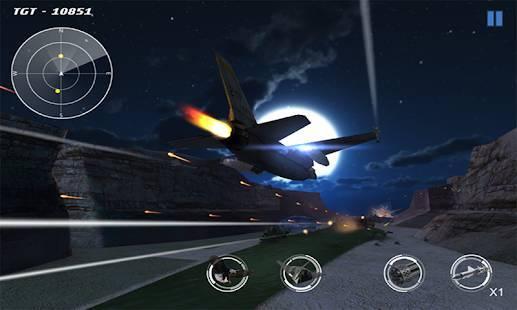 「Delta Strike - Aircraft of war」のスクリーンショット 3枚目