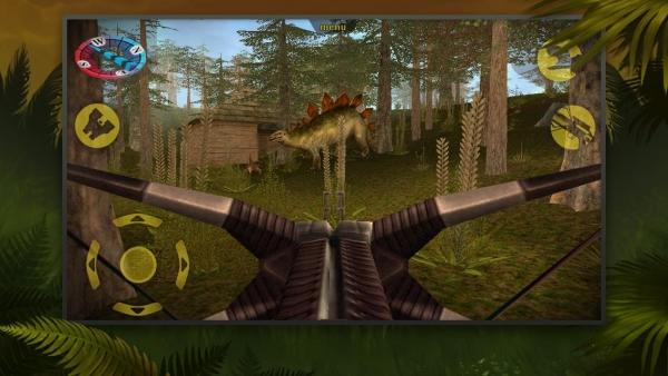 「Carnivores: Dinosaur Hunter HD」のスクリーンショット 2枚目