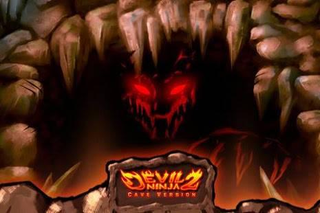 「悪魔Ninja2(洞窟)」のスクリーンショット 3枚目