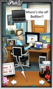 「Office Jerk Free」のスクリーンショット 1枚目