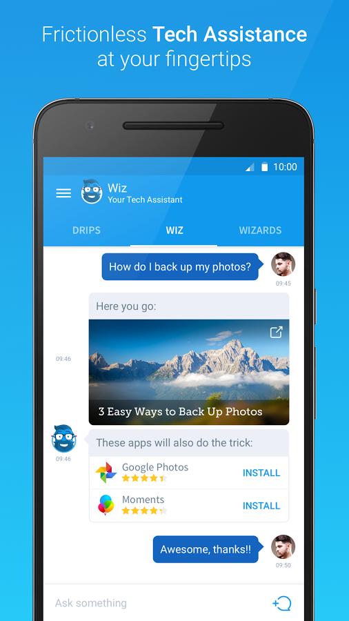 「Drippler - Android Tips & Apps」のスクリーンショット 3枚目