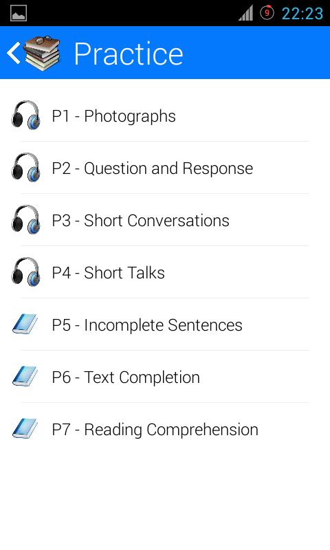 「TOEICは、英語学習を準備」のスクリーンショット 3枚目