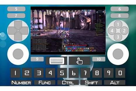 「デスクトップPCコントローラー for Windows」のスクリーンショット 1枚目