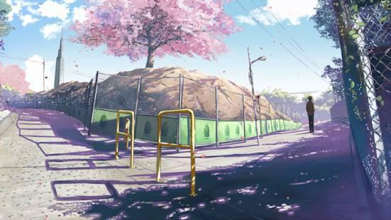 「秒速5センチメートル/ストーリー画集Ⅲ」のスクリーンショット 2枚目
