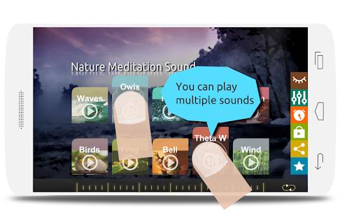 「自然瞑想音」のスクリーンショット 2枚目