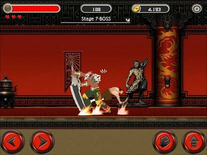 「KungFu Quest : The Jade Tower」のスクリーンショット 3枚目
